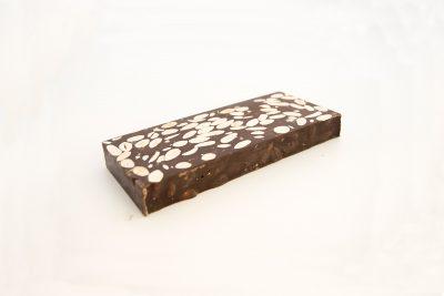 Turrón de chocolate puro gourmet